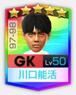 ★5川口能活97-98