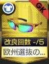 欧州選抜のサングラス